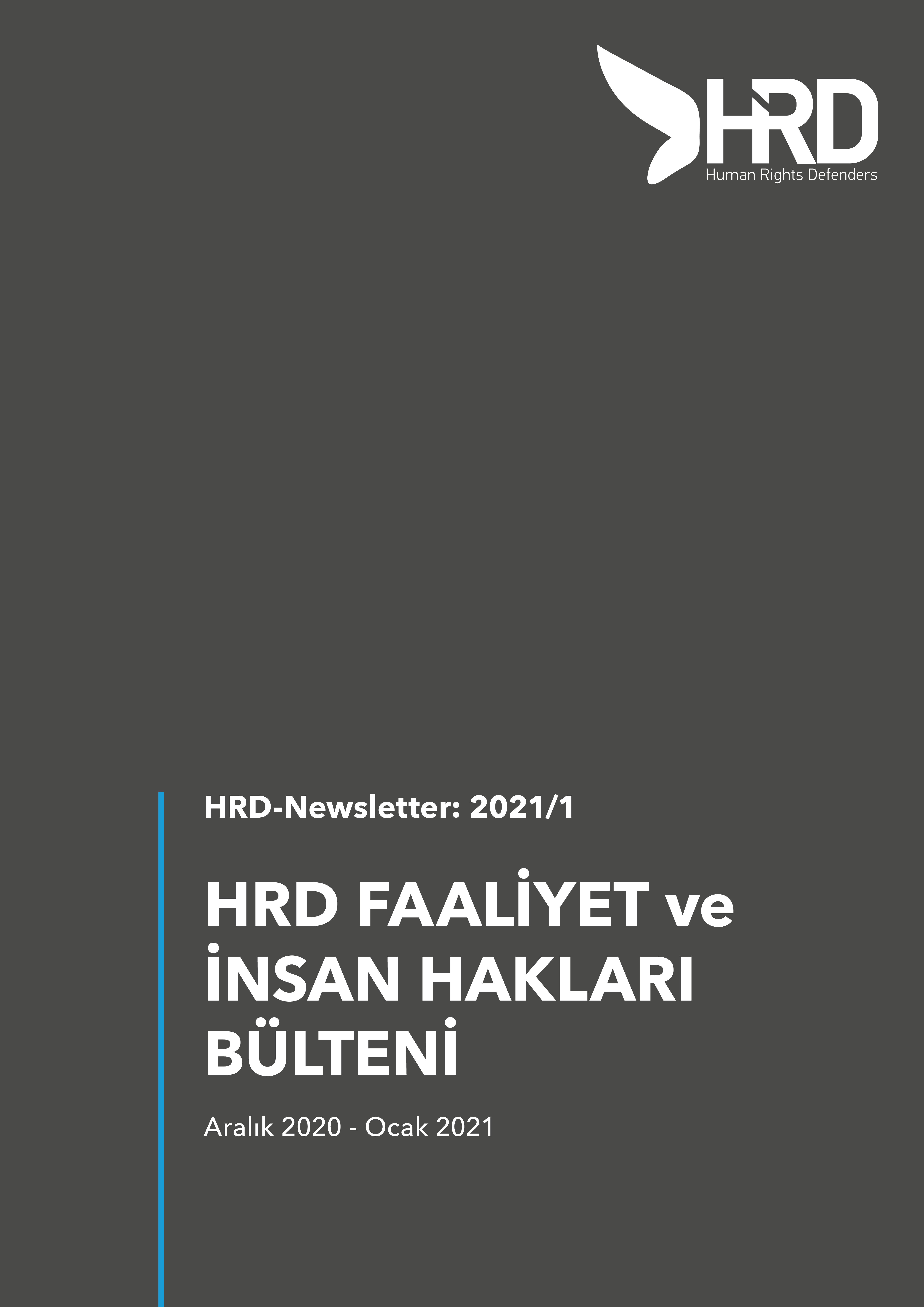 Aralık 2020 – Ocak 2021 Newsletter