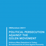 Arbitrary mass arrests in Turkey