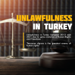 UNLAWFULLNESS IN TURKEY